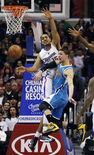 Austin Rivers, Ryan Hollins