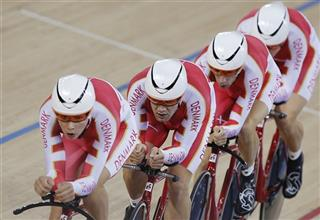 London Olympics Cycling Men