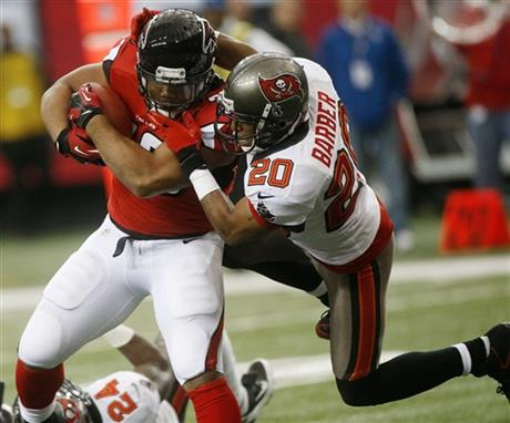 Michael Turner,Ronde Barber