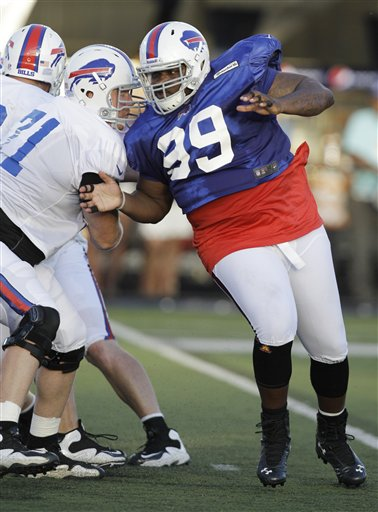  Marcell Dareus