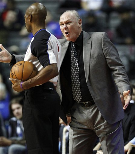 George Karl, Tom Washington