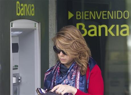 Spain Financial Crisis