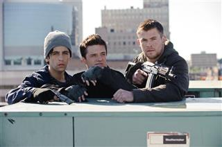 Film Review Red Dawn