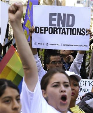 Immigration Reform Rallies California