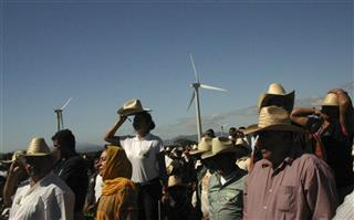 Mexico Wind Power Debate