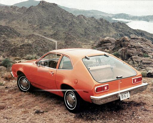 Associated Press Domestic News United States FORD PINTO