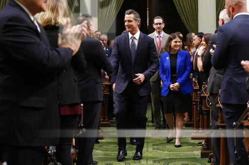 California State of State