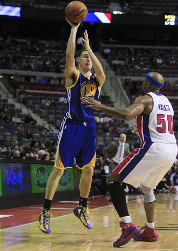 Klay Thompson, Corey Maggette
