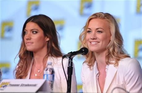 Jennifer Carpenter, Yvonne Strahovski