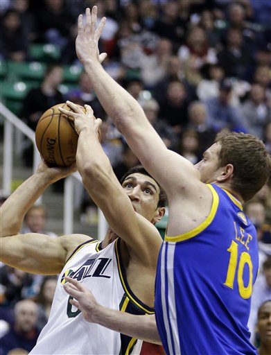 Enes Kanter, David Lee