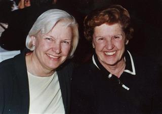 Patty Cafferata, Barbara Vucanovich