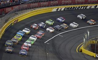 NASCAR Sprint Showdown Auto Racing