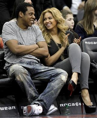 Jay-Z Sean Carter, Beyonce Knowles