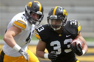 Iowa Spring Football