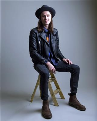 Music-Grammywatch-James Bay