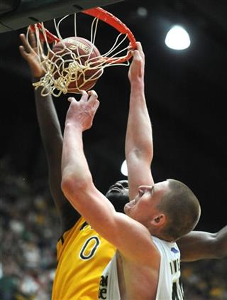 Wyoming Colorado St Basketball