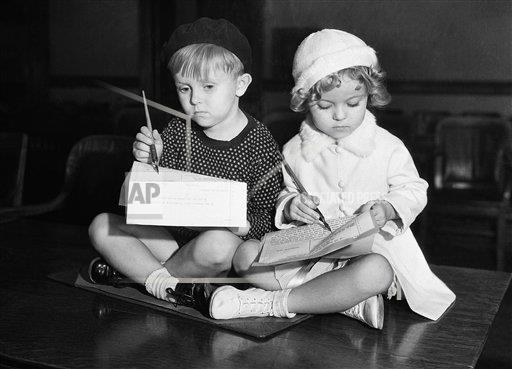 Watchf Associated Press Domestic News Entertainment California United States APHS123658 Shirley Temple