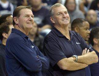 George Blaney, Jim Calhoun