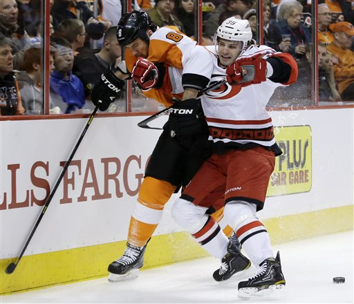 Nicklas Grossmann, Patrick Dwyer