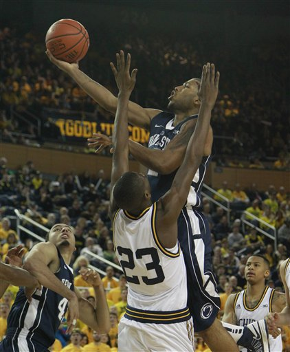 D.J. Newbill, Caris LeVert