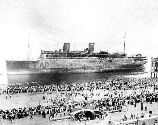 Associated Press Domestic News New Jersey United States DISASTER USS MORRO CASTLE