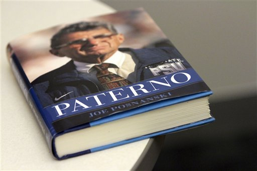 Penn St Paterno Book