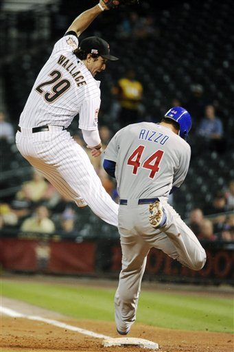 Brett Wallace, Anthony Rizzo