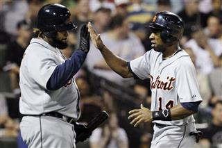 Austin Jackson, Prince Fielder