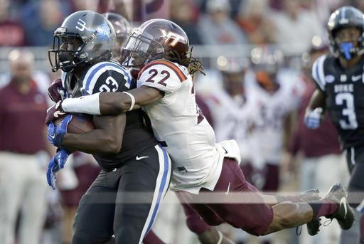 Virginia Tech Duke Football