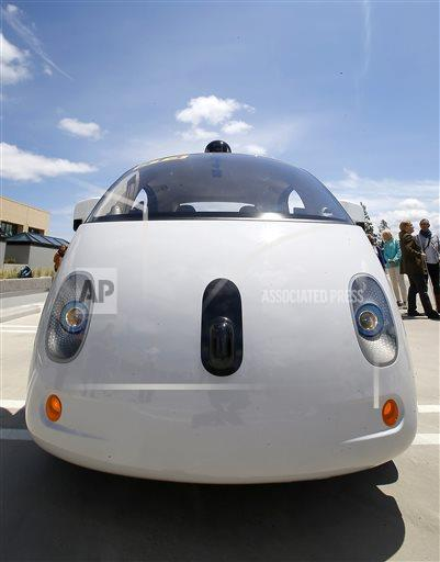 Self-Driving Cars-The Humans