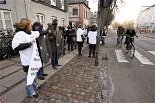 Denmark school teachers lockout