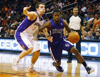 Aaron Brooks, Goran Dragic