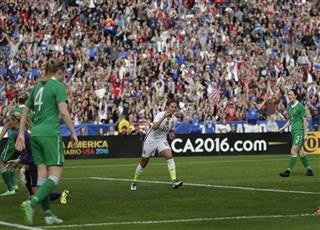 Ireland US Women Soccer
