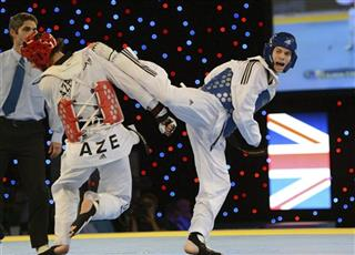 Britain Oly Tae British Team