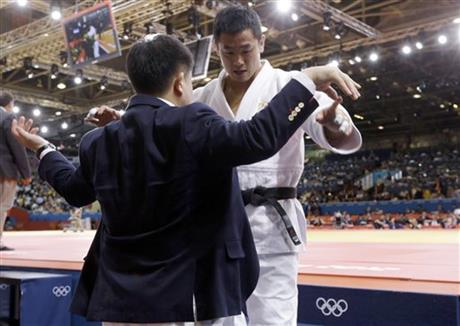 London Olympics Judo Men