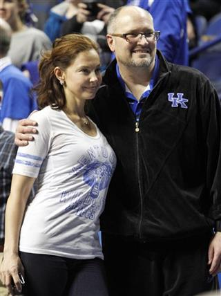 Rex Chapman, Ashley Judd
