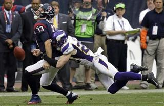 T.J. Yates, Harrison Smith