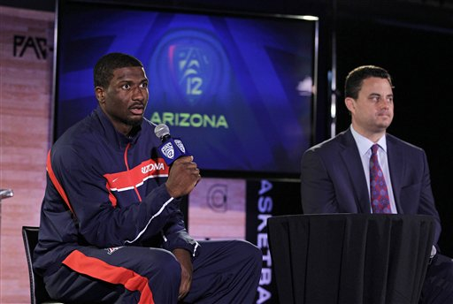 Sean Miller, Solomon Hill