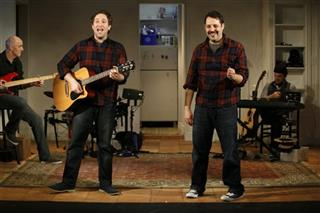 Theater Review The Other Josh Cohen