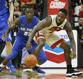 Air Force UNLV Basketball