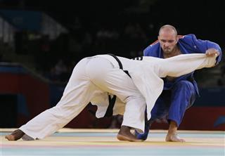 London Paralympics Judo