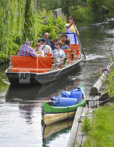 Summer in the Spreewald