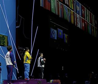 London Olympics Womens Weightlifting