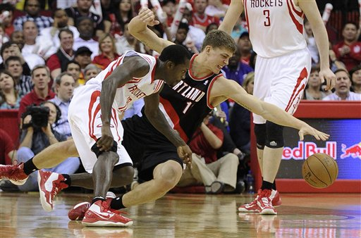 Meyers Leonard, Patrick Beverley