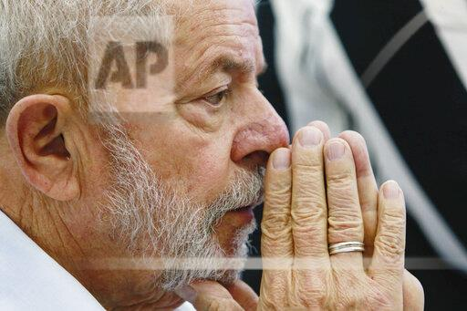 BRAZIL - WORKERS' PARTY - LULA DA SILVA