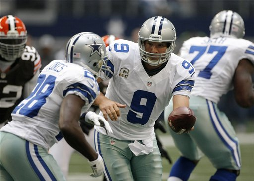 Felix Jones, Tony Romo