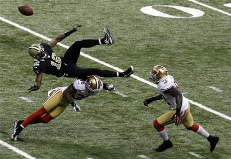 Marques Colston, Dashon Goldson