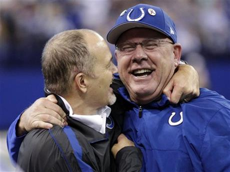 Chuck Pagano, Bruce Arians