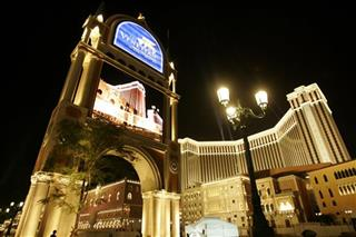 Macau Las Vegas Sands
