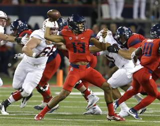 Arizona Preview Football